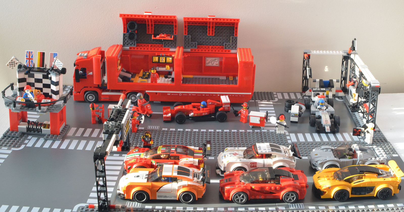 Lego Speed Champions Of 2015 2016 Kidskud